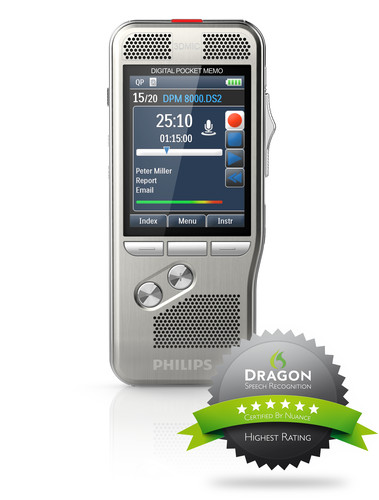 DPM8000 - Dragon Certified